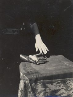 Claude Cahun, 1939