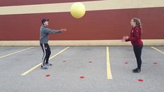 Circus Catches: @gophersport #PhysicalEducation #PHED #PHEatHome Pe Games, Stability Ball, Physical Education, Physics, Balls, Kids, Young Children, Boys, Exercise Ball