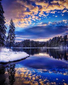 Landscape Photography, Nature Photography, Amazing Photography, Winter Szenen, Winter Landscape, Landscape Art, Nature Wallpaper, Nature Pictures, Amazing Nature