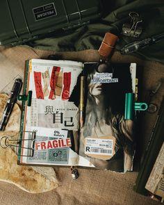 My Journal, Altered Books, Travelers Notebook, Instagram Accounts, Scrapbook, Art, Art Background, Book Art, Kunst