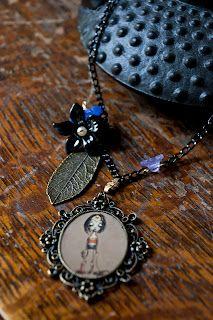 rebekah joy plett: Zombie jewelry