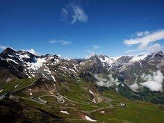 Hochtor Pass , Austria