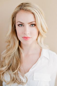 """Actress Amanda Schull is who author Elizabeth Maddrey would select to play the part of """"Lydia"""" in a movie version of romance """"Wisdom to Know""""."""