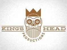 King's Head Productions  -  logo option