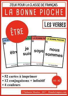 BP - le verbe Être   Mondolinguo - Français