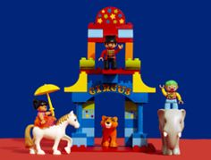 Best #holiday #toys for babies and toddlers: Duplo's My First Circus
