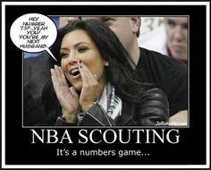 NBA Scouting.