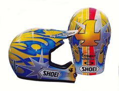 1998 Troy Lee Designs Shoei VFX of Larry Ward   Flickr - Photo Sharing!