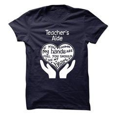 Proud Be A Teachers Aide T-Shirt Hoodie Sweatshirts oai. Check price ==► http://graphictshirts.xyz/?p=100516