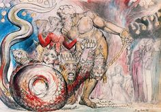 The Harlot and the Giant -- William Blake | biblioklept
