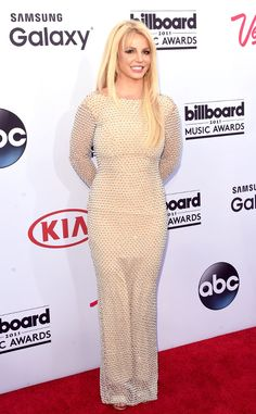 Britney Spears from Worst Dressed at the 2015 Billboard Music Awards | E! Online