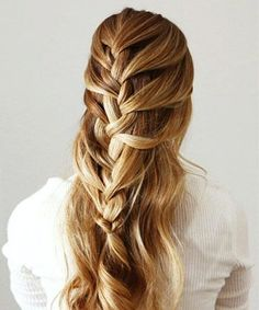 Best Braid Style No. 6: French Free-Flow