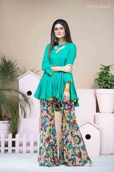 Boteek style dress 2018 short