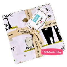 "Too Cute to Spook! 5"" Stacker Bella Blvd for Riley Blake Designs"