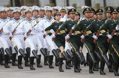 China's Leader, Seeking to Build Its Muscle, Pushes Overhaul of the Military