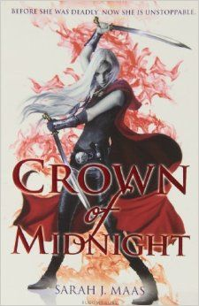 """Breanna's Adventures In Bookland: Crown Of Midnight Book Review   """"A line that shou..."""