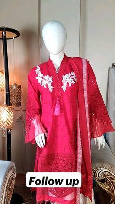Stylish Dress Designs, Stylish Dresses, Fashion Dresses, Patiala Salwar, Kurti, Embroidery Suits Design, Summer Design, Pakistani Outfits, Indian Attire