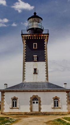 Ile de Groix Lighthouse, Brittany, France- by Erick