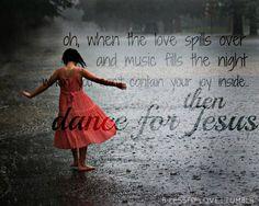 Dance for Jesus