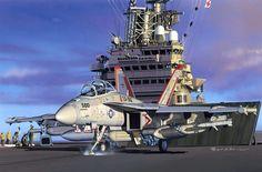 Boeing EA-18G Growler (Masao Satake)