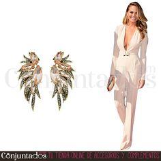Pendientes Gabriela ★ 13'95 € en https://www.conjuntados.com/es/pendientes/pendientes-largos/pendientes-gabriela-de-cristales-rosas-y-strass.html ★ #novedades #pendientes #earrings #conjuntados #conjuntada #joyitas #lowcost #jewelry #bisutería #bijoux #accesorios #complementos #moda #eventos #bodas #invitadaperfecta #perfectguest #party #fashion #fashionadicct #fashionblogger #blogger #picoftheday #outfit #estilo #style #streetstyle #GustosParaTodas #ParaTodosLosGustos