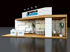EXHIBITION BOOTH - STAND