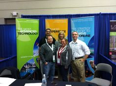 Simpleview is a huge fan of Tosha from Visit Bloomington...and so are we! Great shot of her with their team at SoMeT 2012.