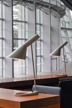 Arne Jacobsen AJ table lamp