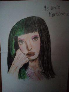 Melanie Martinez  My draw😊