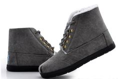 Cheap Toms Highlands Fleece Chukka Shoes in Grey for sale : toms outlet online,toms shoes sale, welcome to toms outlet,toms outlet online,toms shoes outlet,toms shoes sale