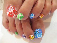 Japanese gel nails