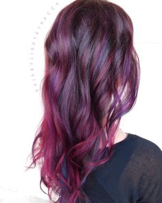 """""""Down picture from my braided color last week. I absolutely love how much dimension is in this color!! """""""