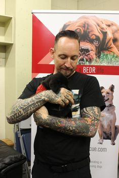 VOLBEAT To The Rescue At Canadian Dog Charity! - Bravewords.com
