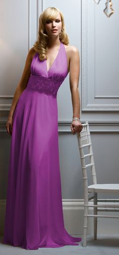 After Six Bridesmaid Dresses - Style 6532 - Chiffon | Weddington Way at Weddington Way ~ Bridesmaid Dress Shopping Made Simple and Social