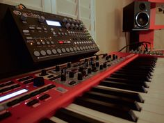 Nord Stage 2 + Elektron Four | want | need