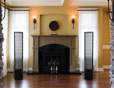 The Ethos speakers from MartinLogan cater to audiophiles ($6,995 a pair).
