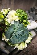 Green Superstition Mountain Golf and Country Club Wedding - Style Me Pretty