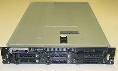 Dell Poweredge 2950 III Quad-Core 3.0 GHz, 16GB Ram, 4x 73GB SAS Drives, Perc 6i