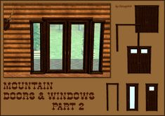 TS2 Creations: Free Downloads for The Sims 2 by NeptuneSuzy