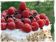 Cheat's Sponge Cake w/Summer Berries and Cream-Swooning over this recipe