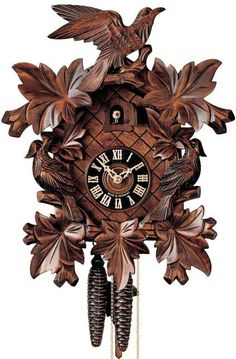 hones carved owl day cuckoo clock cuckoo clocks clocks  hones 16 1 day carved 101 4 cuckoo clock