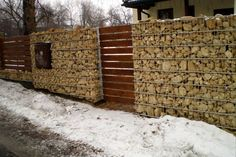 rETAINING WALL TOP ROUNDED MODERN - Google Search