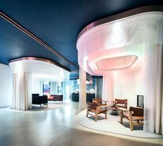 Henning Larsen Architects, Travel Agency, Office