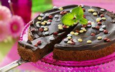 Både kola och choklad - ingen kan motstå den här kakan!