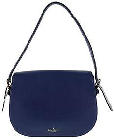 Kate Spade New York Olson Way Geneva Leather Handbag Shoulder Bag Purse