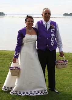 Iroquois Clothing | Iroquois Weddings - Native Design Clothign and Accessories
