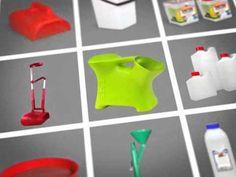 Plastexin mainos vuodelta 2007 Plastic Cutting Board