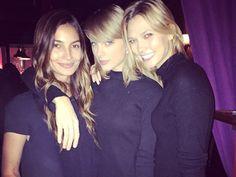 In Instagram photos, we wear black.
