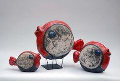Poissons Bi Color Mat Pièce unique #céramique #raku  Pour plus de détails contactez site web :www.cpadt.com mail :contact.cpadt@yahoo.com  Tél : 00 33 (0) 1 85 76 08 42 Tous les produits disponibles N'hésitez pas à commander dés maintenant