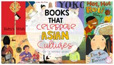 10 Books That Celebrate Asian Cultures